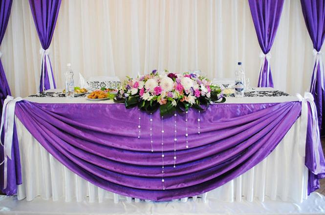 Оформление свадебного стола своими руками мастер класс - Салон красоты