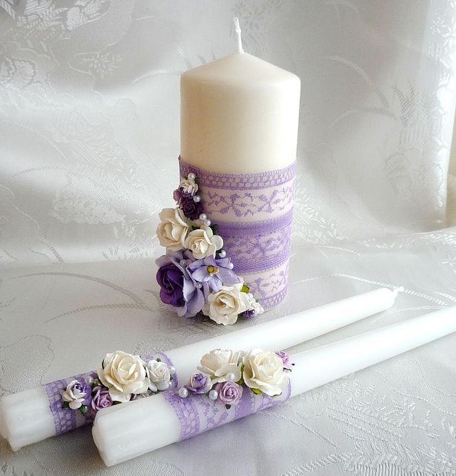 Свечи на свадьбе для чего нужны